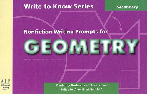 Write to Know: Book Geometry