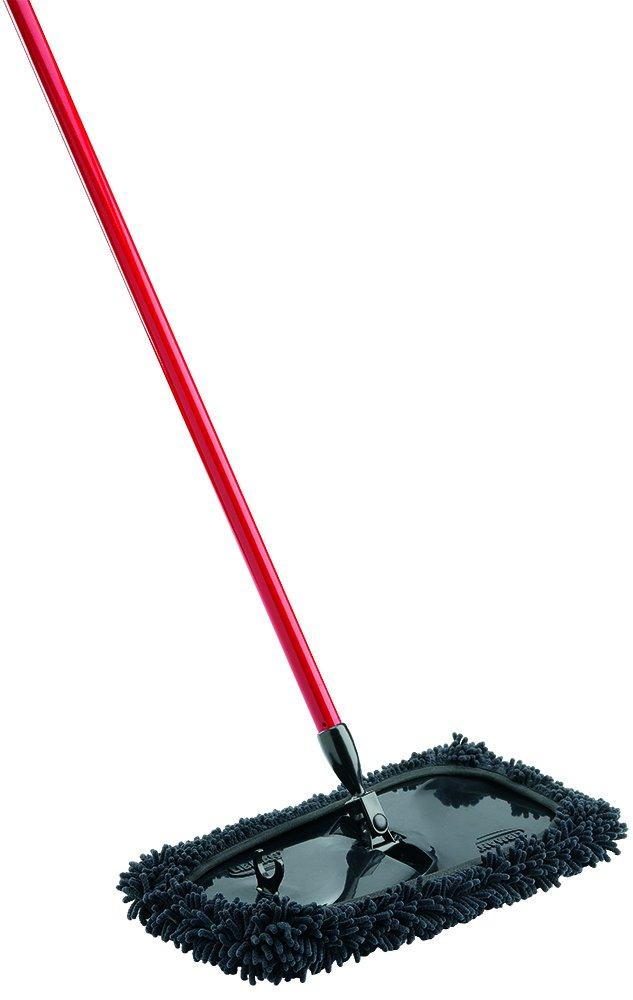 Libman Commercial 926 Microfiber Finger Dust Mop (Pack of 4)