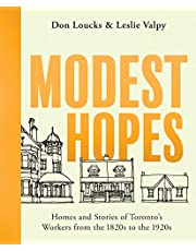Modest Hopes: Homes and Stories of Toronto's Workers from the 1820s to the 1920s