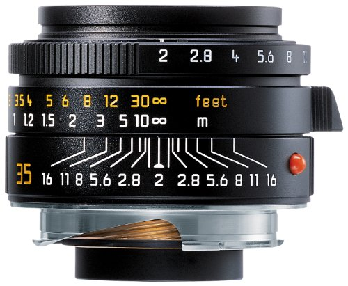 Leica 35Mm F 2 0 Summicron M Aspherical Manual Focus Lens  11879