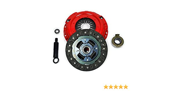 Amazon.com: EFT STAGE 1 CLUTCH KIT SCION tC xB TOYOTA CAMRY COROLLA MATRIX RAV-4 SOLARA: Automotive
