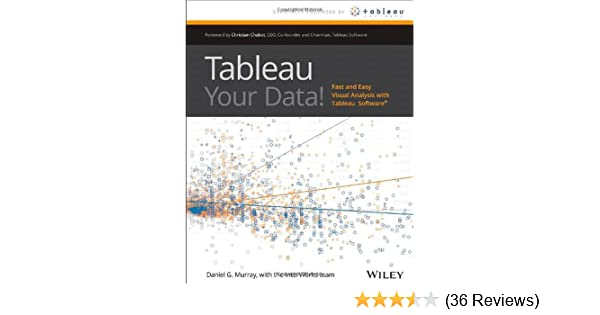 Tableau Your Data!: Fast and Easy Visual Analysis with