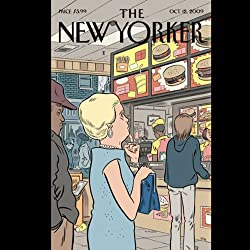 The New Yorker, October 12, 2009 (Ken Auletta, Tad Friend, James Surowiecki)