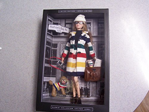 Barbie Hudson's Bay Silver Label Doll - Barbie Doll Silver Label