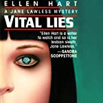 Vital Lies: Jane Lawless, Book 2 | Ellen Hart