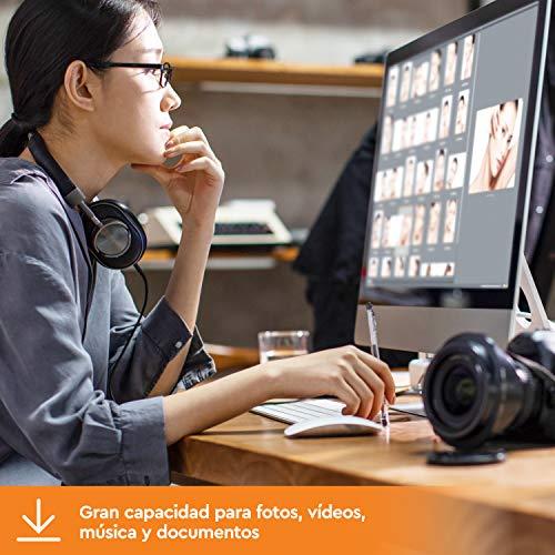 "Western Digital My Book Disco Duro Externo de Sobremesa de 4 TB ,3.5"", USB 3.0, Negro"
