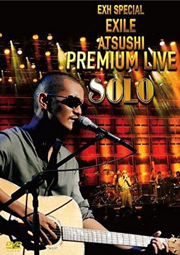 EXH SPECIAL EXILE ATSUSHI PREMIUM LIVE SOLOの商品画像