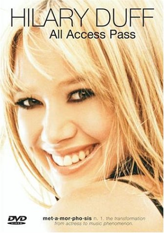 Hilary Duff - All-Access Pass (Movie The Duff Dvd)
