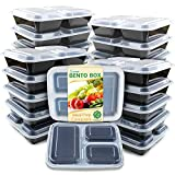 best seller today Enther Meal Prep Containers [20 Pack]...