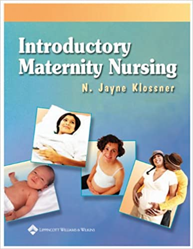 Introductory Maternity Nursing: 9780781762373: Medicine & Health ...