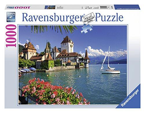 Ravensburger Henkersteg N Rnberg Germany Jigsaw Puzzle 1000 Piece Sales Up