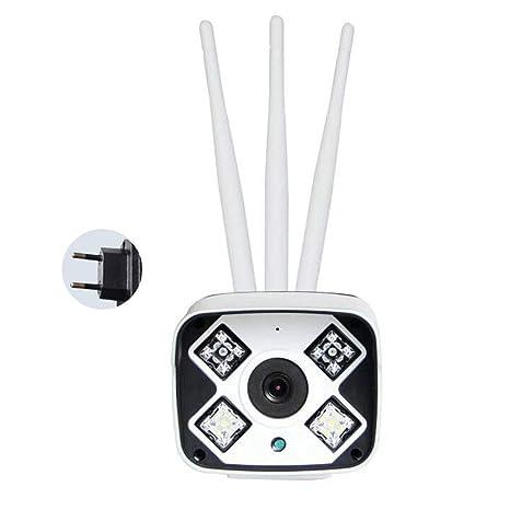 CatcherMy 4G 3G cámara de Seguridad CCTV IP con Ranura para Tarjeta sim WiFi al Aire