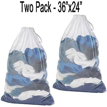 Amazon Com Commercial Mesh Laundry Bag 24 Quot X 36