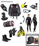Sherwood Cold Water Dive Gear Package!