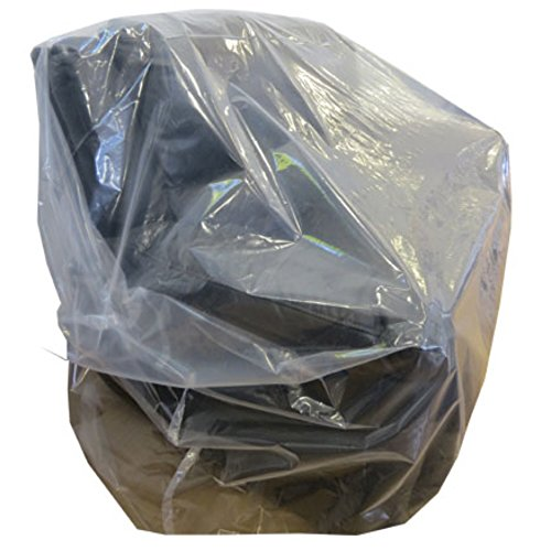 Large Strong Heavy Duty Plastic Polythene 3 or 4 Seater Sofa Settee Cover Bag Dust Protector Removal Storage
