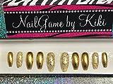 Midas Touch Press on Nails Glue on Nails Fake Nails False Nails Custom Nails Hand Designed Nails Coffin Nails Handmade