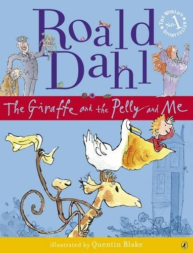 Reading mile authors the giraffe and the pelly and me fandeluxe Image collections