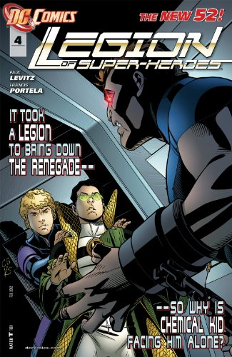 Legion of Super-Heroes (2011- ) #4
