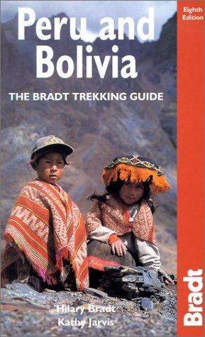 peru-and-bolivia-8th-the-bradt-trekking-guide
