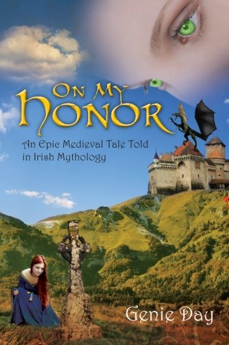 On My Honor: An Epic Medieval Tale Told in Irish Mythology (Black Fairy Tale Characters)