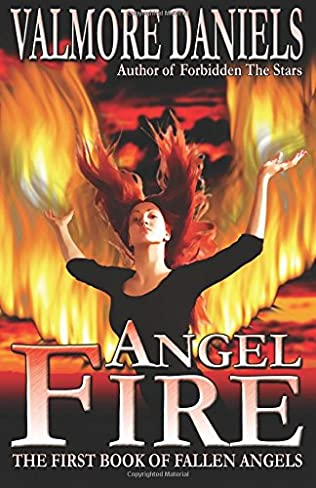 book cover of Angel Fire