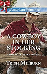 A Cowboy in Her Stocking (Blue Falls, Texas)