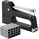 Mr. Pen- Staple Gun, Light Duty Staple Gun with 2000 Staples, 5/16 inch, Stapler Gun, Fabric Stapler, Wall Stapler, Wood Stapler, Staple Gun for Wood, Staple Gun Staples, Staple Gun for Crafts, Cloth