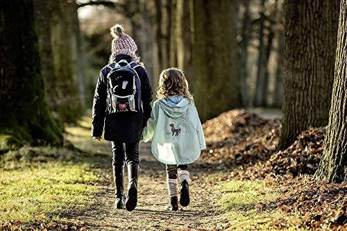 dunkelblau HKM SPORTS EQUIPMENT Little Sister Rucksack mit Helmtasche Bonnie-