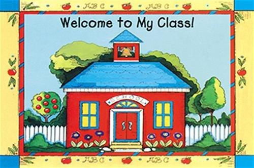 Schoolhouse welcome 30pk postcards