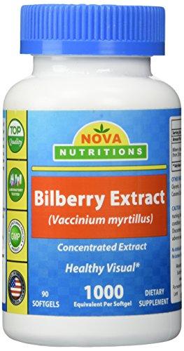 1000 mg bilberry - 6