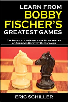 Book Learn from Bobby Fischer's Greatest Games