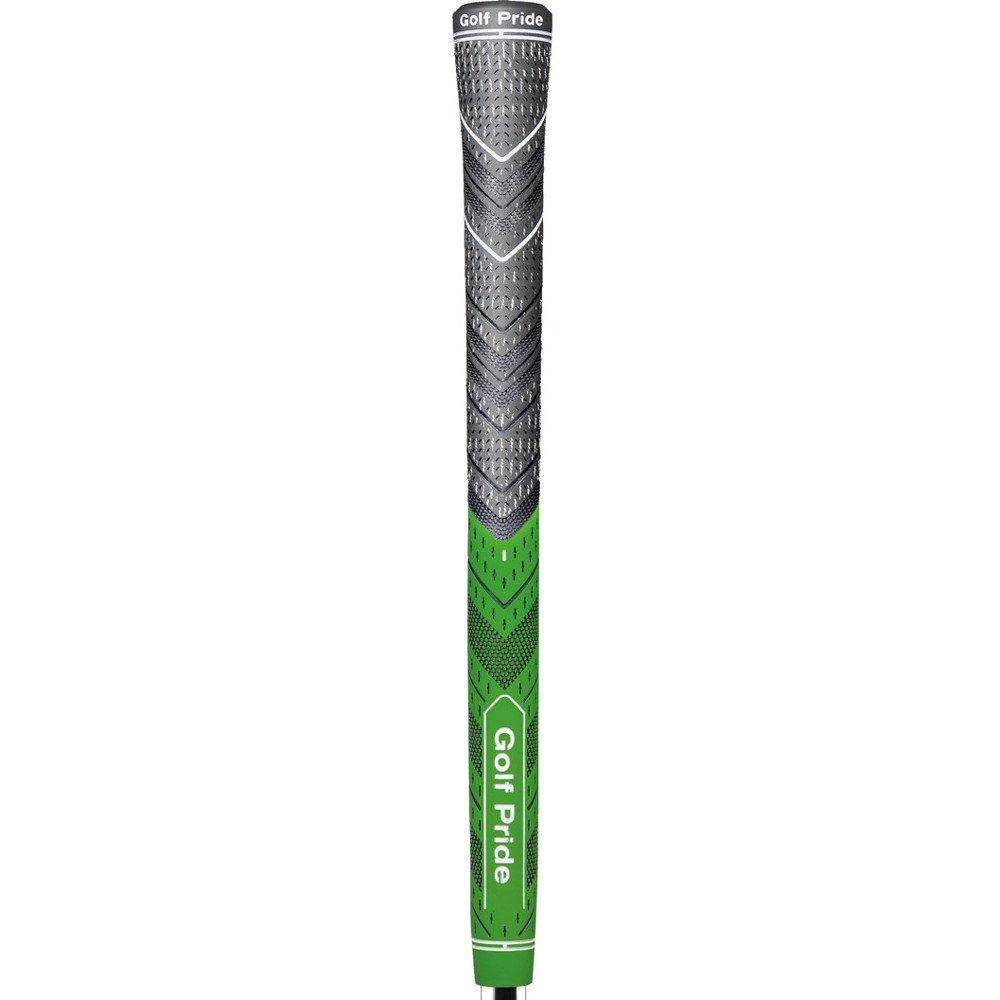 8新しい新しいDecadeマルチ複合ゴルフプライドMCC plus4グリップグリーン標準   B01MD0UD69