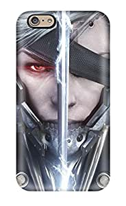 Shock-dirt Proof Metal Gear Rising Revengeance 2 Case Cover For Iphone 6