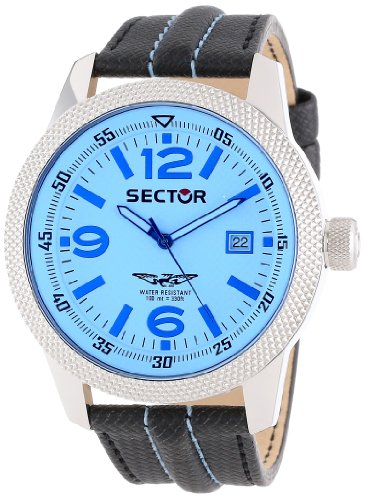 Sector Men's R3251102014 Action Overland Analog Stainless Steel Watch
