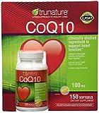 TruNature CoQ10 100 mg, 150 Softgels