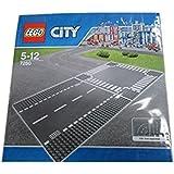 LEGO City 7280 - Rettilineo e Incrocio