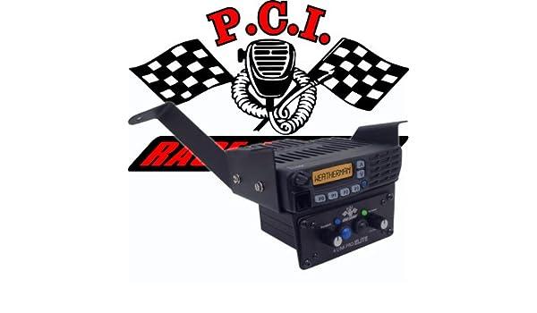 Amazon.com: PCI Under Dash Mounting Bracket For Intercom And ICOM Mobile Race Radio On Polaris RZR 1000 XP: Automotive