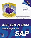 img - for ALE, EDI & IDoc Technologies for SAP by Arvind Nagpal (1999-04-07) book / textbook / text book