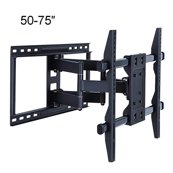 FKTVSTAND Soporte de Pared para TV VESA para televisores de Pantalla Plana de Plasma, LCD y Plasma de 50 a 75
