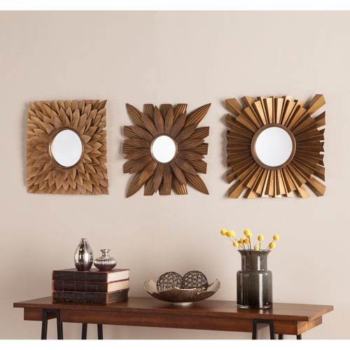 Southern Enterprises Linzy Decorative Mirror product image