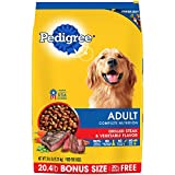 Pedigree Complete Nutrition Adult Dry Dog Food Grilled Steak &...