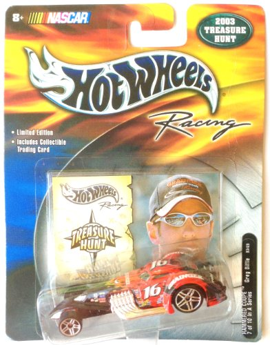 ing 2003 Treasure Hunt Greg Biffle Hammered Coupe 7 of 10 in a Series ()