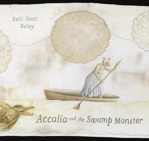 Accalia and the Swamp Horribleness