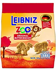 Leibniz Zoo Original Butter Biscuit, 100g