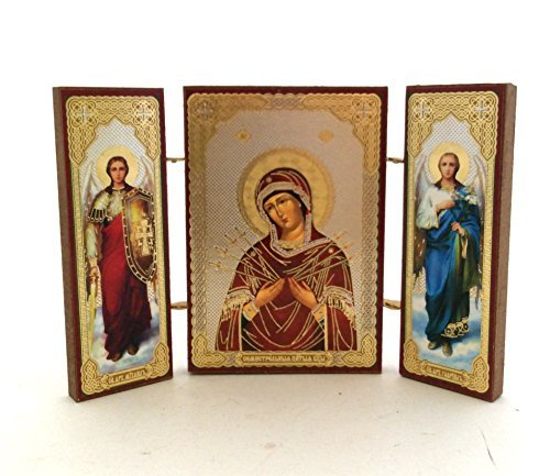 Price comparison product image Holy Mother ''Softener of Evel Hearts'' ORTHODOX RUSSIAN ICON