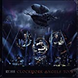 Clockwork Angels Tour Deluxe Blu-ray DVD CD Set