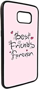 Best friends for ever Printed Case for Galaxy S7