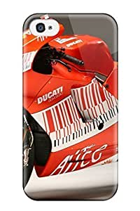 1736779K66840052 Top Quality Case Cover For Iphone 5c Case With Nice Ducati Sports Bike Appearance