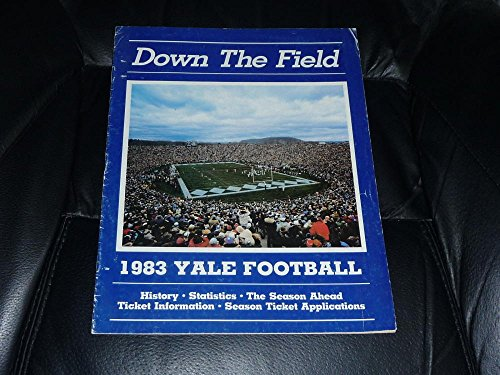 1980 YALE PRE SEASON COLLEGE FOOTBALL MEDIA GUIDE EX BOX 40