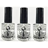 KIT 3X Seche Vite Top Coat 0.5 oz (14 ml)